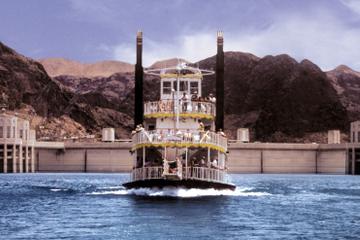 Tour alla diga di Hoover con crociera sul lago Mead