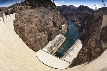 Tour della diga di Hoover da Las Vegas
