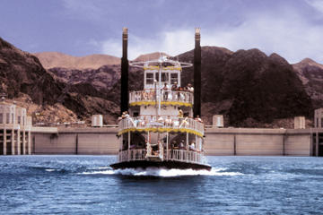 Visite du barrage Hoover et croisière sur le Lac Mead