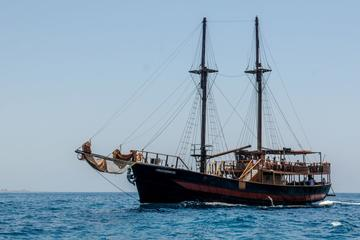 4-hour Jolly Roger Pirate Ship Cruise from Paphos
