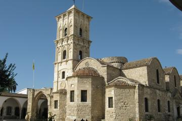 8-Hour Cyprus Roundtrip Tour from Paphos