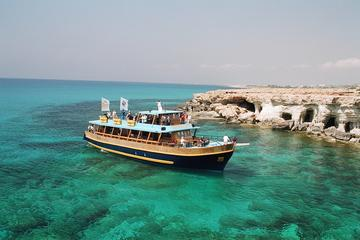 Discovery Sightseeing Boat Trip from Protaras