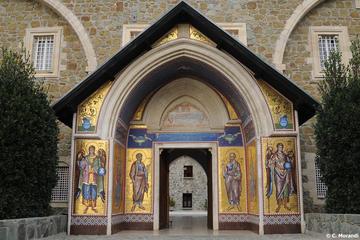Kykkos Monastery and Kakopetria...