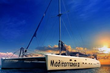Mediterraneo III Catamaran Elite Cruise Adults only from Larnaca