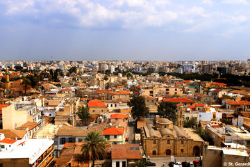 Nicosia Shopping Tour from Protaras