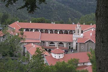 The Heart of Troodos Mountains Kykkos Monastery from Paphos
