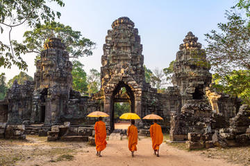 3D2N-Angkor Wat Small Group Tour from Bangkok (Thailand) by Overland