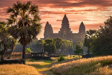 5D4N- Angkor Wat to Silver Pagoda in...