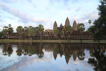 Entrada de Angkor Wat