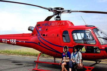 Angkor Wat plus Helicopter ride and