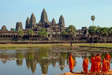 Angkor Wat Private Full Day Tour from...
