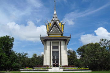 Half-Day Tour - Toul Sleng Genocide Museum and Cheung Ek from Phnom Penh