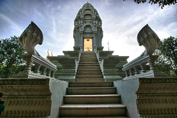 Phnom Penh Small Group City Tour, Silver Pagoda,Genocide Museum, Killing Fields