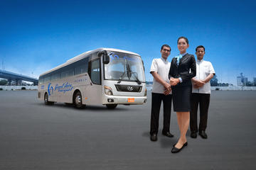Private transfer from Siem Reap Bus station to hotel in the city