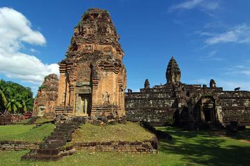 Roulous Group and Preah Khan - Private Day Tour