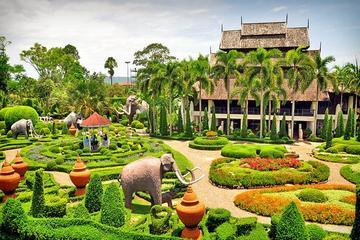 Nong Nooch Tropical Garden Tour in...