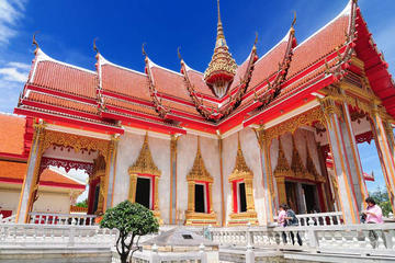 Half-Day Private Phuket City Tour