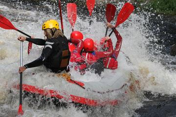 White Water Rafting Taster Session in Snowdonia