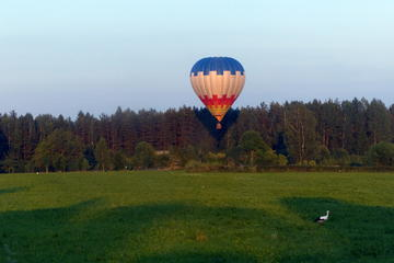 Hot Air Balloon Flight Over Sigulda National Park