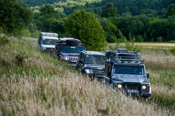 Vilnius Off Road Safari