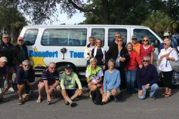 Day Trip History and Movie Tour of Beaufort by Van near Beaufort, South Carolina