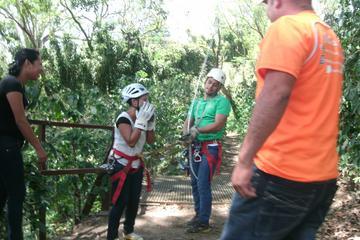 Mombacho Volcano Natural Reserve...