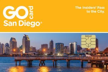 Go San Diego-kort