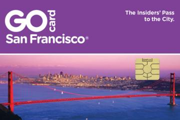 Day Trip Go San Francisco Card near San Francisco, California