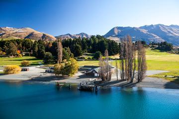 Croisière sur le lac Wakatipu et excursion en 4X4 sur les hautes...