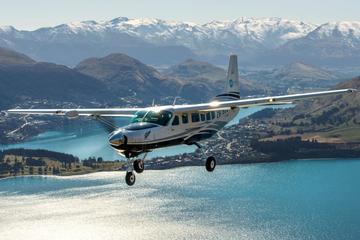 Vol panoramique et croisière en pleine nature sur le Milford Sound