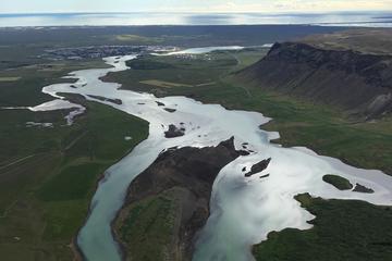 Reykjavik Airvan Flight: South...