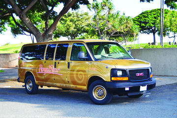 Create Your Own Tour - Passenger Van