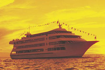 Crucero de lujo con cena a la puesta...