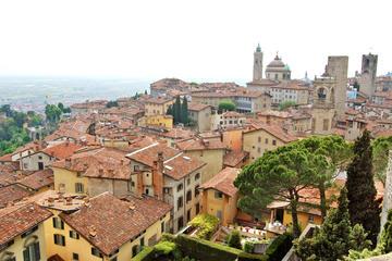 Bergamo Private Walking Tour of Upper...
