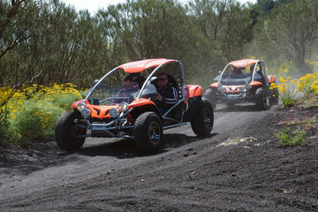 Half-day Tour of Volcano Etna by Buggy