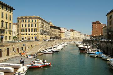 Livorno private walking tour with a local guide