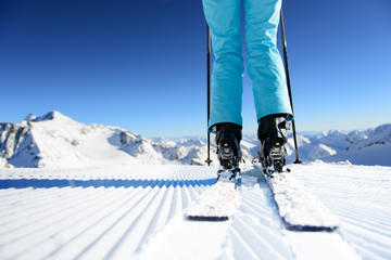 Private Ski Lesson with all day Ski Rental in Cortina d'Ampezzo