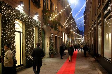 Shopping Experience: The Fashion Square in Milan