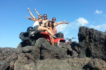 Tour of Volcano Etna by quad