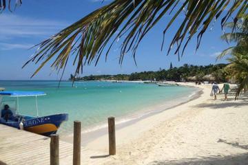 Roatan West Bay Beach and Victor's...