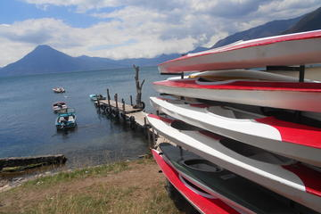 Lake Atitlan Active Day Trip from Antigua