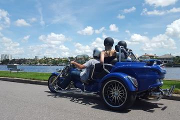 Day Trip Downtown Tampa Motorbike Tour near Tampa, Florida