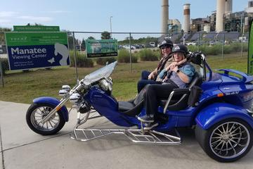 Book Motorcycle Ride to Manatee Viewing Center on Viator