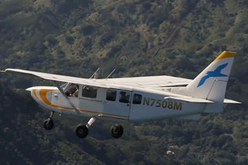 Lyxig sightseeingflygtur runt Kauai
