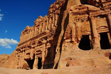Day Tour to Petra from Dead Sea with lunch