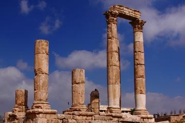 Guided Amman Tour with lunch (4 hrs)