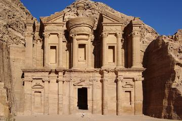 Private Tour Petra with Monastery El Deir and lunch