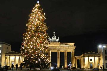 Berlin Christmas Lights Sightseeing Tour from DomAquarée with Mulled Wine and Gingerbread