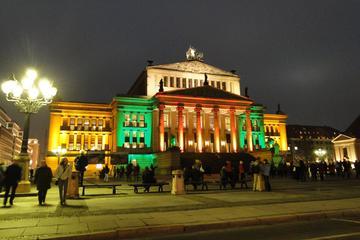 Berlin Light Festival: Illumination and Light Art Sightseeing Tour