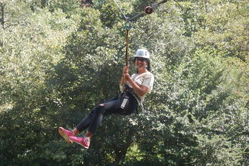 Zipline Adventure Tour in San...